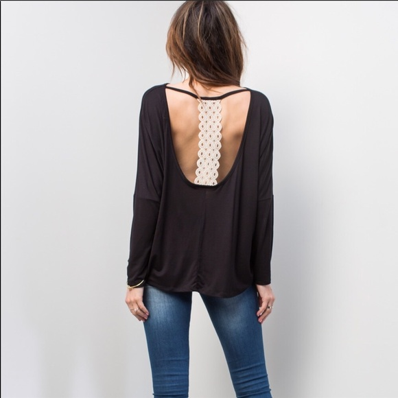 💥Flash Sale💥Sexy 😘 open back top 4f09c5cd1